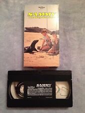 Sammy The Way-Out Seal (1962)- VHS Video Tape - Adventure - Walt Disney - Family
