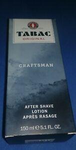 Tabac Original Craftsman After Shave Lotion 150ml