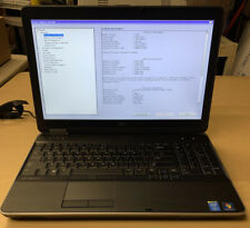 Dell Latitude E6540 - Core i5-4310M 2.7GHz 8GB 320GB - No OS (O)