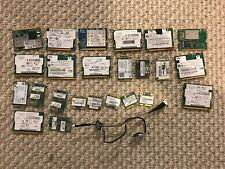 Laptop Wireless Cards - Mixed Lot - Best Offers Accepted