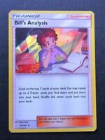 Bill's Analysis 133/181 - Holo - Pokemon Cards #LX