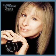 BARBRA STREISAND - THE MOVIE ALBUM (AUDIO CD +DVD) [IMPORT] NEW