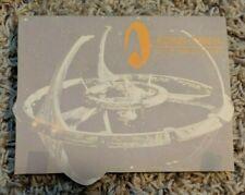 Vintage 1994 Applause Star Trek DS9 Deep Space Nine Magnetic Note Pad