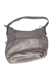 Silver Purse The Sak Hand Bag Shoulder Bag Ladies Purse Bag aa51