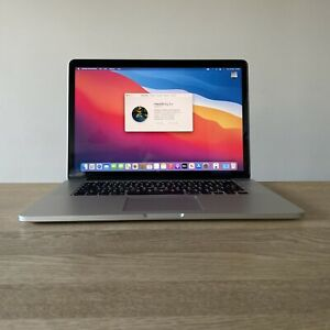 """Apple MacBook Pro 15"""" 2015 2.5ghz i7 16gb 512gb SSD Cycle Count 316 (2241"""