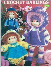 Crochet Darlings, Leisure Time Publishing 1983 Leaflet