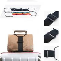 Add-A-Bag Luggage Strap Jacket Gripper Straps Baggage Suitcase Belts Travel Hot
