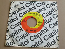 "BILLY PRESTON Can't She Tell / Phony Friends NORTHERN SOUL 7"" HEAR Capitol"