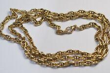 Ankerkette 750/18k gelbgold, 89 cm, 83,95 gramm, kein Bruchgold oder Zahngold