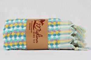 RAINBOW HAND TOWEL - MULTI - %50 OFF /  Original Turkish Towels by Lady Ocean PL