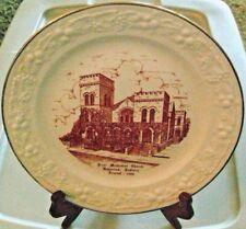 "First Methodist Church Hammond, Indiana 10"" Homer Laughlin Decorative Plate"