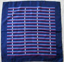 Foulard en soie haute qualité CHRISTIAN DIOR - 80 cm x 80 cm vintage scarf