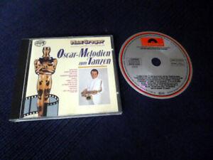 CD Max Greger - Oscar-Melodien Zum Tanzen Love-Story Flashdance Footloose PDO
