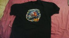 jelly belly american original black t shirt size xl excellant condition