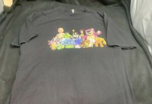 VTG Toy Story 3 Disney Pixar Movie T-Shirt SZ XL