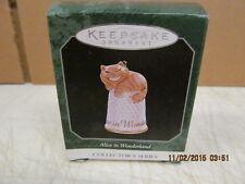 "1998 Hallmark Keepsake Ornament ""Alice in Wonderland� Series 4 Cheshire Cat"