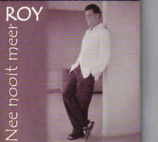 Roy-Nee Nooit Meer cd single