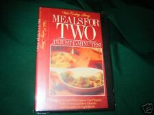 New Video Cooking Meals for 2 in15 Minutes DVD SEALED