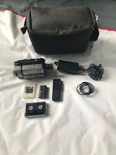 Sony Handycam Vision Camcorder CCD-TRV65  8mm Hi8 XR Video 72X w/case &Night vis