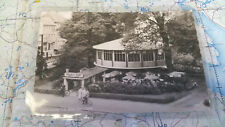Tarjeta postal Oldenburg presa puerta Cafe AK 6116