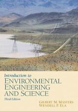 Introduction To Environmental Engineering And Science 3Rd Ed. Int'L Edition