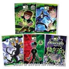 Ben 10 Omniverse: TV Series Complete Volumes 1 2 3 4 5 Box / DVD Set(s) NEW!