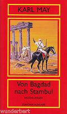 *- ORIENT Band 5 - Von BAGDAD nach STAMBUL - Karl MAY tb (1996) Züricher AUSGABE