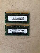 OEM HP PAVILLION DV4-1551Dx DV4 RAM MEMORY 577779-001 4GB 2GB+2GB 2RX8 PC3-8500S