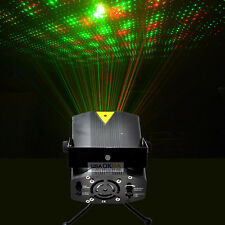LED R&G Mini Laser Projector Stage Lighting Lights Xmas DJ Disco Party KTV Show