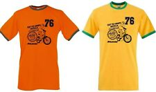 MENS RALEIGH GRIFTER  T SHIRT BICYCLE MK1 1976 BURNER CHOPPER DIRT CROSS