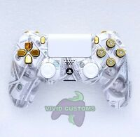Custom PlayStation 4 Version 2 Dualshock Controller PS4 Slim/Pro - Cash Money V2