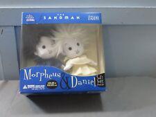 DC Direct Vertigo The Sandman Morpheus & Daniel Plush Soft Toys Neil Gaiman