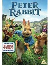 Peter Rabbit DVD 2018 Now for 23rd July Release Date