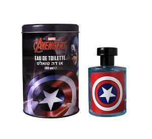 Fragrance Marvel Captain America for boy Eau de Toilette 100ml Spray children