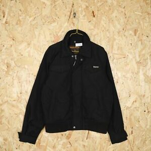 WOOLRICH Padded Coat Jacket Black | Small S
