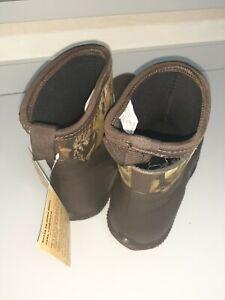 Redhead Mallard Mid Rubber Boots Waterproof Size 14. See pics and description