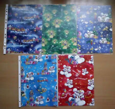 Diddl Geschenkpapier A4-Zuschnitt Weihnachtsrolle Nr. 11, 13, 17, 18, 19