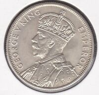 CB1403) Australia, 1934/5 Vic. Cent. Florin, Gem! original lustre