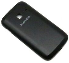 Original! Samsung Galaxy Y Duos S6102 Back Cover Battery Cover Black