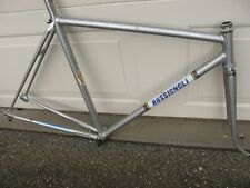 52-cm Rossignoli Vintage Road Racing Bike Frameset Campagnolo Italy with EXTRAS