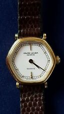 Favre Leuba Genuine Leather Strap Wristwatches