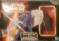 Hasbro Star Wars Episode I: Sith Speeder and Darth Maul Action Figure