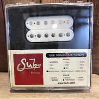 Suhr SSV Humbucker Guitar Pickup, Bridge Position, 53mm Spacing, Parchment