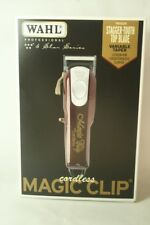 Wahl Professional 5-Star Cord/Cordless Magic Clip #8148 Fade Clipper 100-240VAC