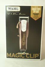 Wahl Professional 5-Star Cord/Cordless Magic Clip #8148 Fade Clipper 100-240VAC