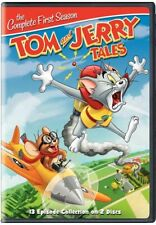 TOM AND JERRY TALES - THE COMPLETE FIRST SEASON (1ST) (DVD)