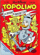 [348] TOPOLINO ed. Mondadori 1982 n.  1403 stato Ottimo