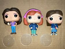 Funko Pop Loose Gilmore Girls Rory Lorelai Sookie St. James 401 402 403 Lot