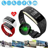 S2 Bluetooth Smart Bracelet Heart Rate Monitor Sport Fitness Tracker        9