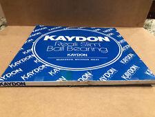 Kaydon Ju100cp0 Open Reali Slim Bearing Type C Radial Contact